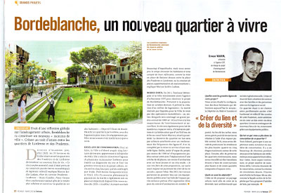 Publications agence cot for Agence urbanisme toulouse